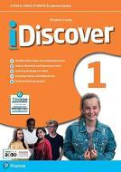 Idiscover. Per la Scuola media. Con e-book. Con espansione online vol.1