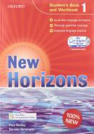 New horizons. Starter-Student's book-Workbook-Homework book-My digital book. Per le Scuole superiori. Con espansione online vol.1