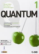 Quantum. Per i Licei scientifici. Con e-book. Con espansione online vol.1