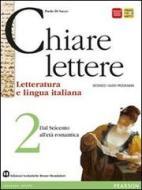 Chiare lettere. Per le Scuole superiori. Con espansione online vol.2
