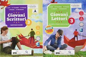 Giovani lettori. Per la Scuola media. Con e-book. Con espansione online. Con Libro: Giovani scrittori. Con DVD-ROM vol.3