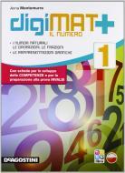 Digimat +. Aritmetica-Geometria-Quaderno competenze. Per la Scuola media. Con espansione online vol.1