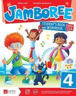 Jamboree. Per la Scuola elementare. Con e-book. Con espansione online vol.4