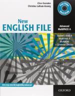 New english file. Advanced. Vol. A. Student's book-Workbook-Key. Per le Scuole superiori. Con Multi-ROM