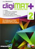 Digimat +. Aritmetica-Geometria-Quaderno competenze. Per la Scuola media. Con espansione online vol.2