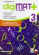 Digimat +. Algebra-Geometria-Quaderno competenze. Per la Scuola media. Con espansione online vol.3