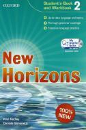 New horizons. Starter-Student's book-Workbook-My digital book. Per le Scuole superiori. Con CD-ROM. Con espansione online vol.2