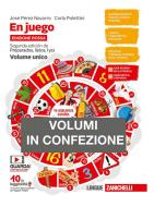 En juego. Ediz. rossa. Volume unico. Con A través de la cultura hispánica. Per le Scuole superiori. Con e-book. Con espansione online