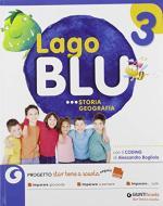 Lago blu. Per la Scuola elementare. Con e-book. Con espansione online vol.3