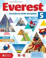 Everest antropologica. Per la Scuola elementare. Con e-book. Con espansione online vol.5
