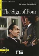 The sign of four. Con CD Audio