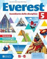 Everest matematica e scienze. Per la Scuola elementare. Con e-book. Con espansione online vol.5