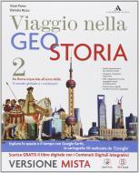 Viaggio nella geostoria. Per i Licei. Con e-book. Con espansione online vol.2