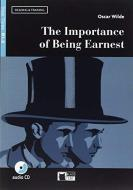 The importance of being earnest. Con App. Con CD-Audio