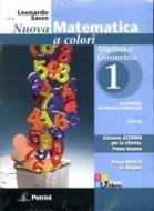 Nuova matematica a colori. Con prove INVALSI-Quaderno di recupero. Ediz. azzurra. Per le Scuole superiori. Con espansione online vol.1