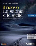 Il nuovo La sabbia e le stelle. Ediz. blu. Per le Scuole superiori. Con e-book. Con espansione online