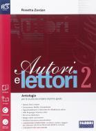 Autori e lettori-Quaderno-Letteratura-Extrakit-Openbook (Adozione tipo B). Per la Scuola media. Con espansione online vol.2