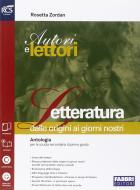 Autori e lettori-Quaderno-Letteratura-Extrakit-Openbook (Adozione tipo B). Per la Scuola media. Con e-book. Con espansione online vol.2
