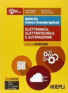 Nuovo STA. Scienze e tecnologie applicate. Elettronica, elettrotecnica e automazione