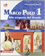 Marco Polo. Con Regioni d'Italia-Atlante con carte mute. Per la Scuola media. Con espansione online vol.1