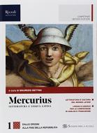 Mercurius. Letteratura e lingua latina. Con Laboratorio di traduzione. (Adozione tipo B). Per le Scuole superiori. Con ebook. Con espansione online vol.1