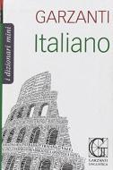 Dizionario mini di italiano Garzanti