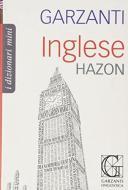Dizionario mini di inglese Hazon Garzanti