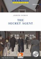 The secret agent. Readers blue series. Adattato da Donatella Velluti. Con CD Audio: Level A2-B1. Con espansione online