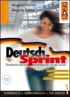 Deutsch Sprint. Kursbuch-Arbeitsbuch. Per il biennio delle Scuole superiori. Con CD Audio vol.2