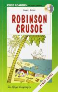 Robinson Crusoe. Con audiolibro. CD Audio