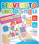 Benvenuto libro digitale 4 anni