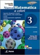 Nuova matematica a colori. Ediz. blu. Per le Scuole superiori. Con CD-ROM. Con espansione online vol.3