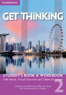 Get thinking. Student's book-Workbook. Per le Scuole superiori. Con e-book. Con espansione online vol.2