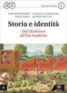 Storia e identità. Con Atlante geopolitico. Per le Scuole superiori. Con e-book. Con espansione online vol.1