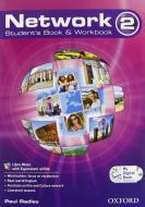 Network. Student's book-Workbook-Mydigitalbook 2.0. Per la Scuole superiori. Con CD Audio. Con espansione online vol.2