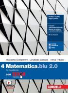Matematica blu 2.0. Con Tutor. Per le Scuole superiori. Con e-book. Con espansione online vol.4