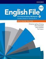 English file. Pre-intermediate multipack A. Per il biennio delle Scuole superiori. Con espansione online