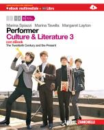 Performer. Culture and literature. Per le Scuole superiori. Con DVD-ROM. Con espansione online vol.3