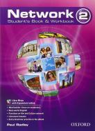 Network. Student's book-Workbook. Per le Scuole superiori. Con CD Audio vol.2