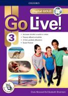 Go live! Digital gold. Per la Scuola media. Con e-book. Con espansione online vol.3