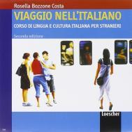 Viaggio nell'italiano. Corso di lingua e cultura italiana per stranieri. 2 CD Audio