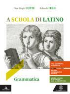 A scuola di latino. Grammatica + lezioni 1. Per i Licei e gli Ist. magistrali. Con e-book. Con espansione online