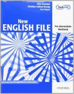 New english file. Pre-intermediate. Workbook. With key. Per le Scuole superiori. Con Multi-ROM