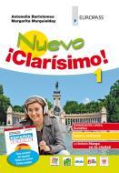 Nuevo ¡Clarísimo! Con Español de bolsillo. Per le Scuole superiori. Con ebook. Con espansione online vol.1