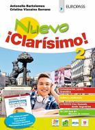 Nuevo ¡Clarísimo! Con Español de bolsillo. Per le Scuole superiori. Con ebook. Con espansione online vol.2