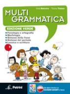 Multigrammatica. Con Palestra INVALSI. Ediz. verde. Per la Scuola media. Con CD-ROM. Con espansione online