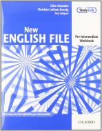 New english file. Pre-intermediate. Workbook. Per le Scuole superiori. Con Multi-ROM