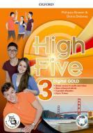 High five. Digital gold. Per la Scuola media. Con e-book. Con espansione online vol.3