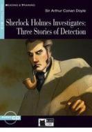 Sherlock Holmes investigates. Con CD Audio