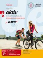 Aktiv. Kursbuch und Arbeitsbuch. Per la Scuola media. Con e-book. Con espansione online. Con CD-Audio vol.1
